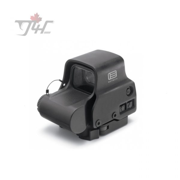 EOTech EXPS3-0 Red 68MOA Ring and 1MOA Dot with QD Mount