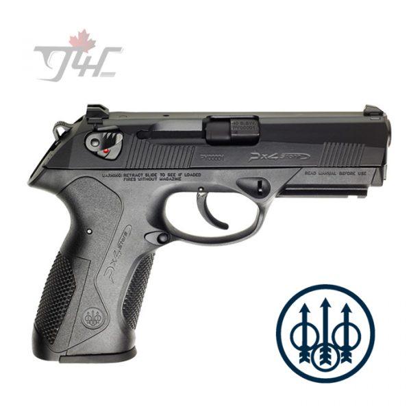 """Beretta PX4 Storm Full Size 9mm 4.25"""" BRL Black"""