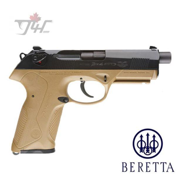 Beretta-PX4-Storm-Special-Duty-.45ACP-4.5-inch-BRL-Black-FDE-1