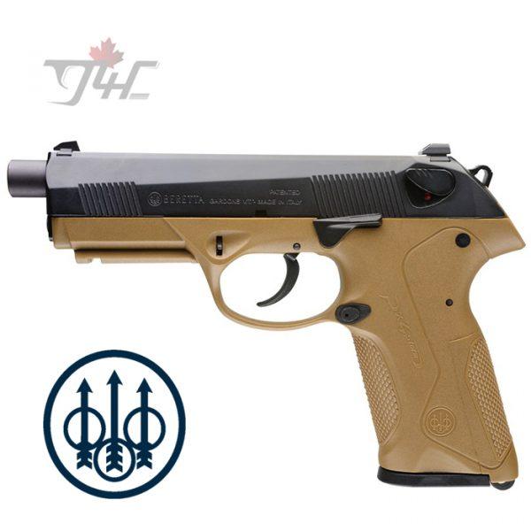 "Beretta PX4 Storm Special Duty .45ACP 4.5"" BRL Black/FDE"