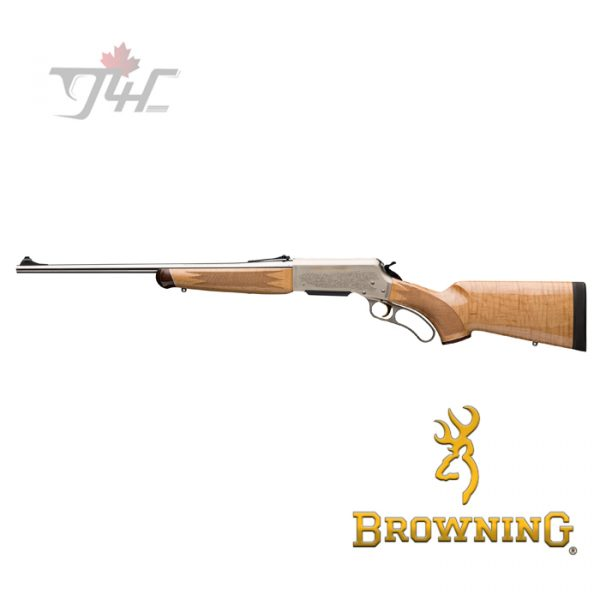 """Browning BLR White Gold Medallion Maple .308WIN 20"""" Wood/STS"""