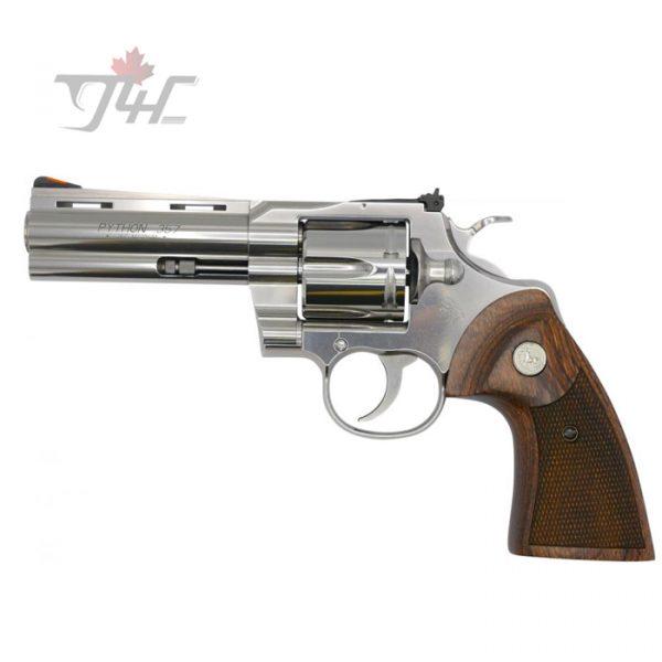 """Colt Python .38SPL/.357MAG 4.25"""" BRL STS"""