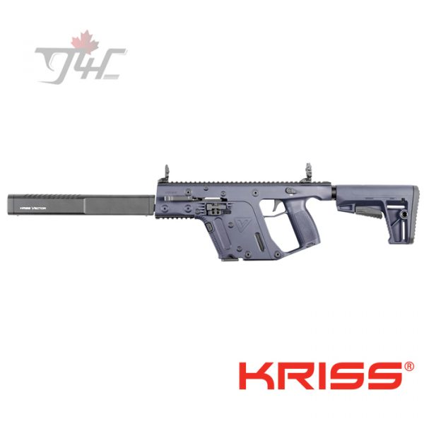 "Kriss Vector Gen2 CRB 9mm 18.6"" BRL Combat Grey"