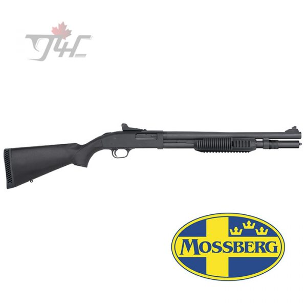 "Mossberg 590A1 Tactical 12Gauge 18.5"" Parkerized Black"