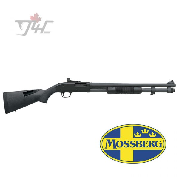 """Mossberg 590A1 Tactical SpeedFeed 12Gauge 20"""" Parkerized Black"""