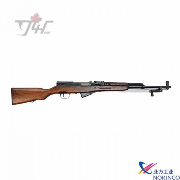 "Chinese SKS Type 56 Surplus w/Blade Bayonet 7.62x39mm 20"" BRL"
