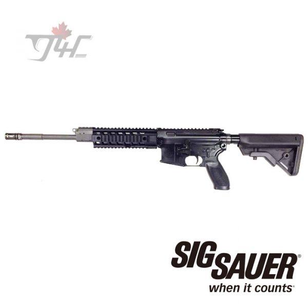 "Sig Sauer 516 G2 Patrol 5.56NATO 16"" BRL Black"