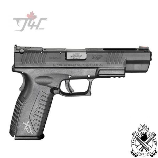 Springfield-XDM-Competition-.45ACP-5.25-inch-BRL-Black