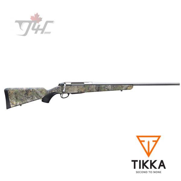 "Tikka T3x Camo Stainless 30-06SPRG 22.4"" BRL"