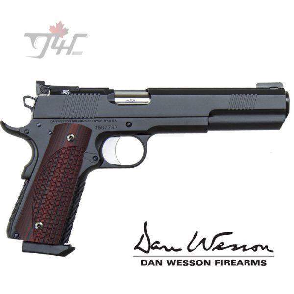 Dan Wesson Bruin .45ACP 6.03 inch BRL Black