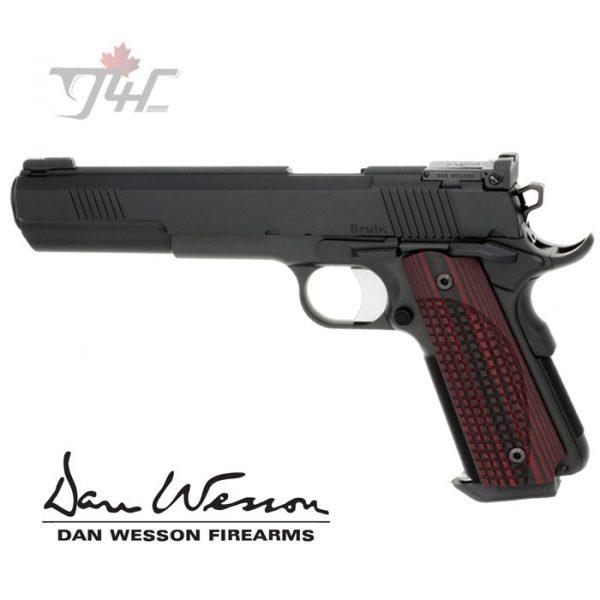 "Dan Wesson Bruin .45ACP 6.03"" BRL Black"