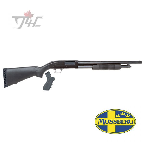 Mossberg 500 Persuader with Pistol Grip