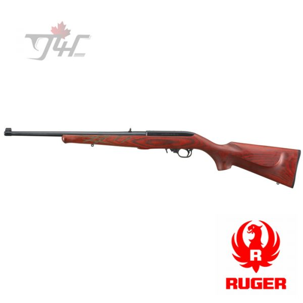 Ruger 10-22 Sporter Engraved Red Dragon
