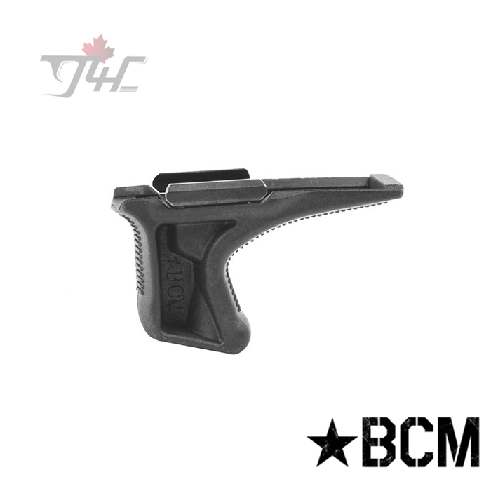 BCM Gunfighter Kinesthetic Angled Grip Picatinny Black