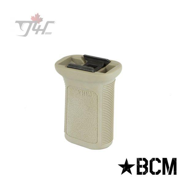 BCM Gunfighter Vertical Grip Picatinny Mod 3 FDE