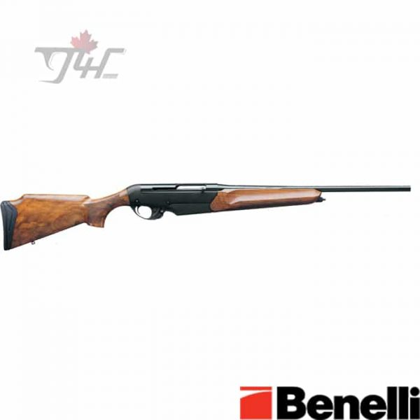 Benelli-R1-AA-Grade-Walnut-30-06SPRG-22-inch-Black-Wood