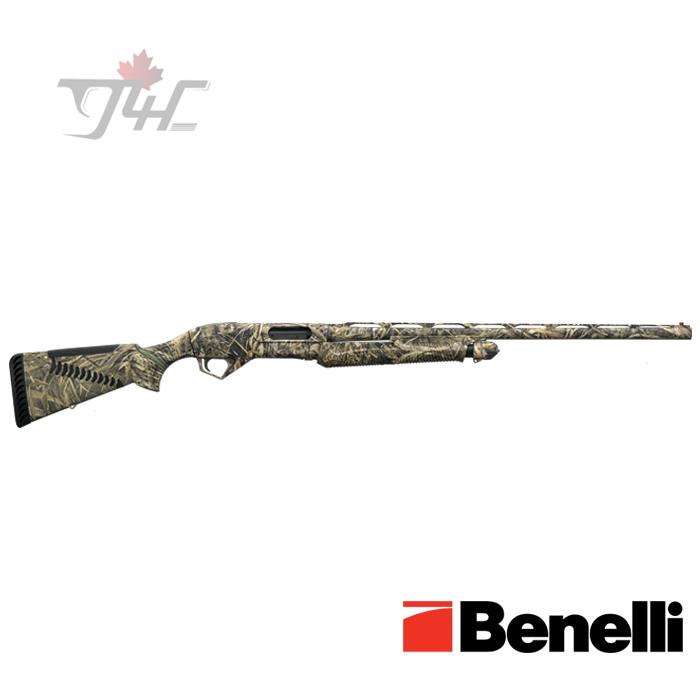 "Benelli Super Nova Max5 ComforTech 12Gauge 28"" Camo"