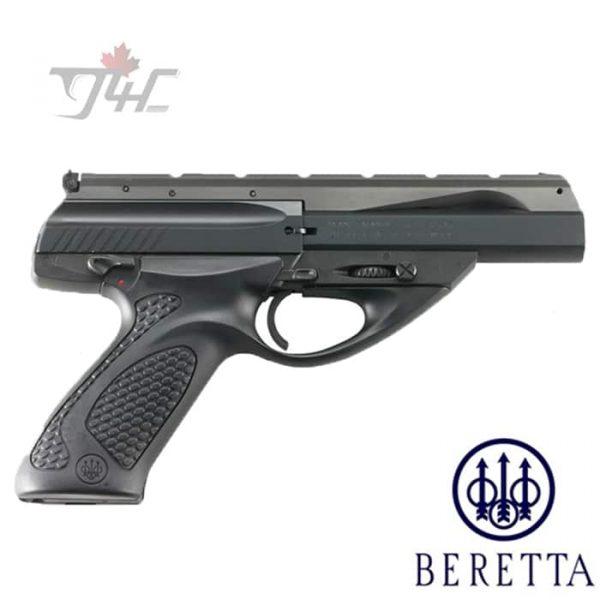 Beretta-U22-Neos-.22LR-4.5-inch-BRL-Black