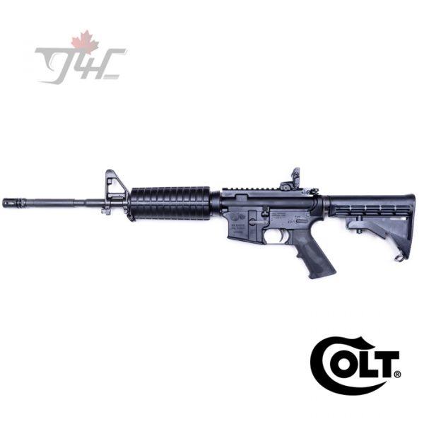 "Colt LE6920 M4 Carbine 5.56NATO 16"" Black"
