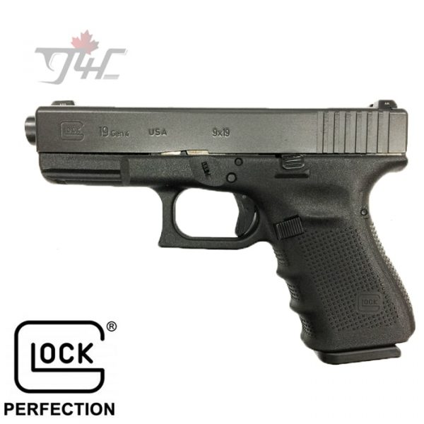 Glock-19-Gen4-Engraved-Maple-with-Night-Sight-9mm-4.17-inch-Black