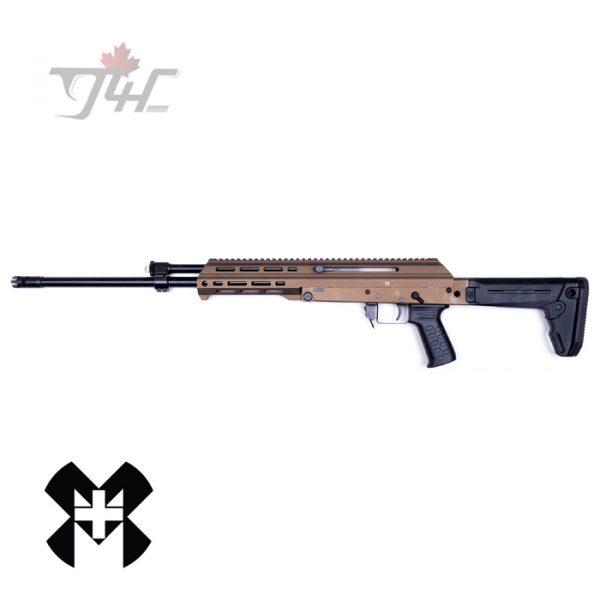 "M+M M10X-Z DMR SH 7.62x39mm 18.6"" BRL Burnt Bronze"