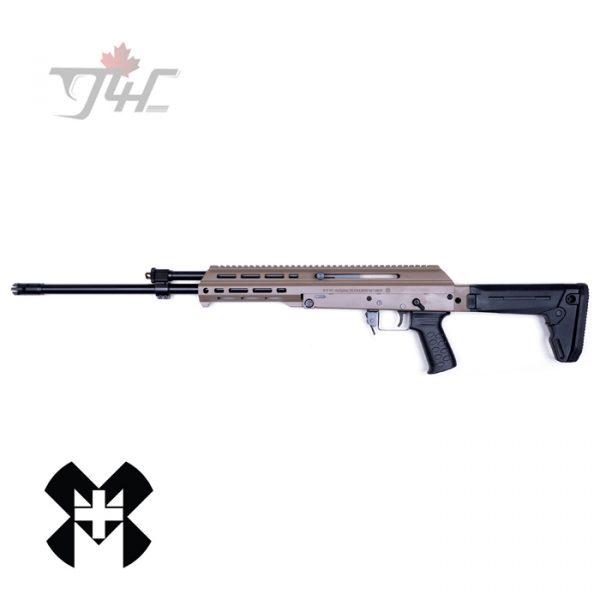 "M+M M10X-Z DMR 7.62x39mm 18.6"" BRL FDE"