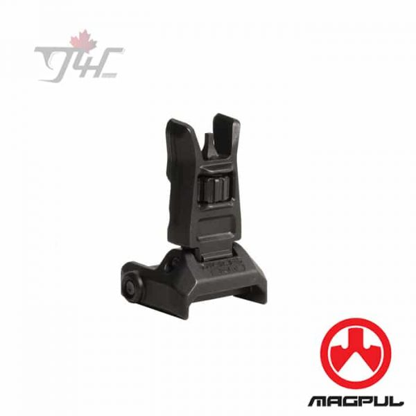 Magpul-MBUS-Pro-Front-Sight-Black