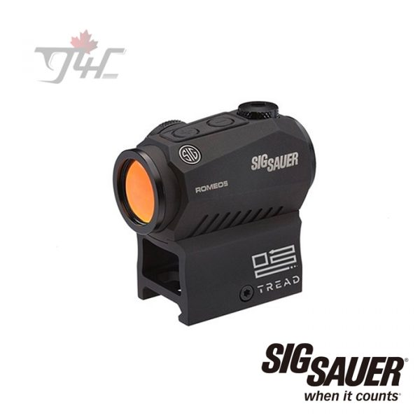 Sig Sauer ROMEO5 Tread 1x20mm 2MOA Compact Red Dot Sight