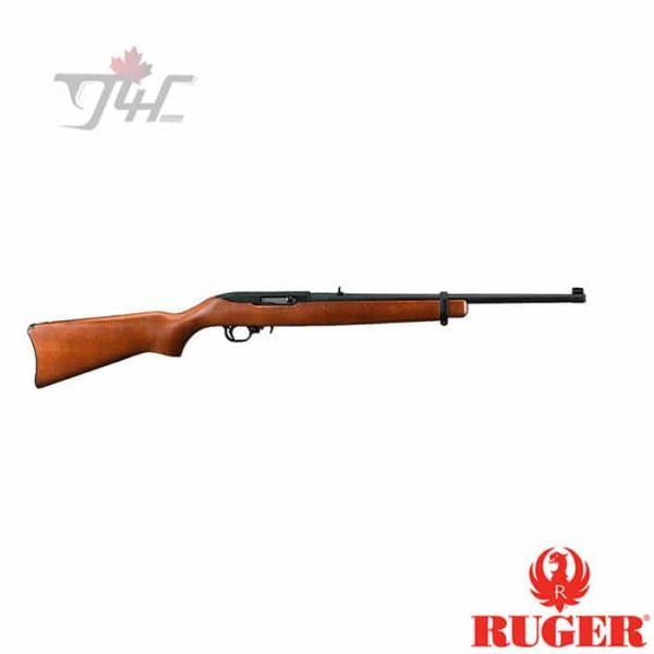 "Ruger 10/22 Carbine .22LR 18.5"" BRL Wood"