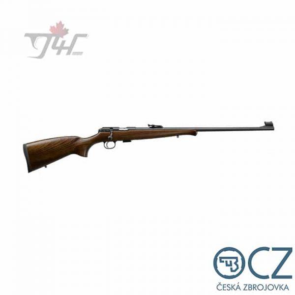 "CZ 457 Training Rifle .22LR 24"" BRL"