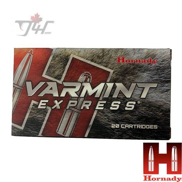Hornady Varmint-Express 22-250REM 55gr. V-Max 20rds