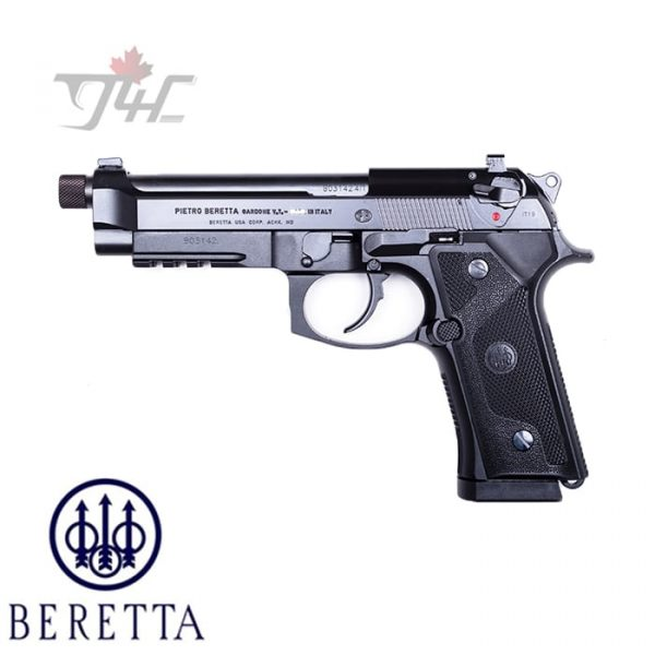 BERETTA-M9A3-9MM-5-Brl-W3-10rd-Magazines-Ammo-Can-2