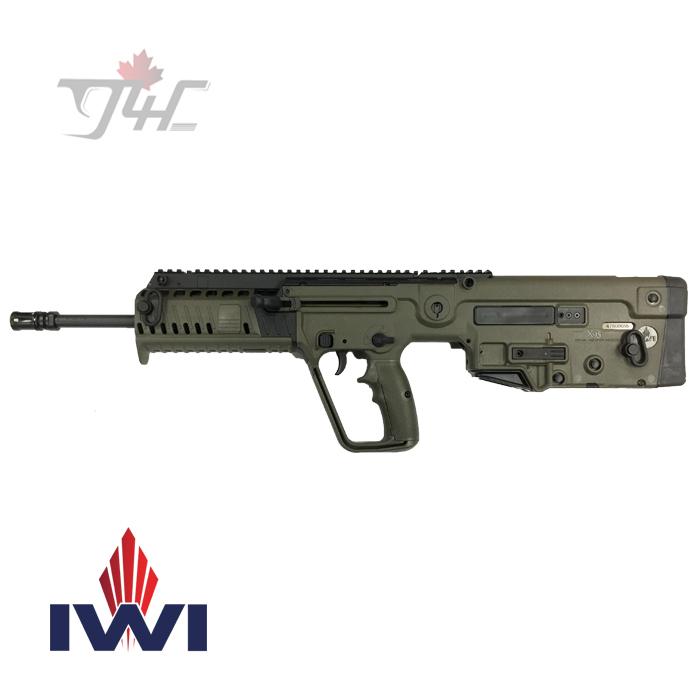"""IWI Tavor X95 9mm 18.6"""" BRL OD Green"""