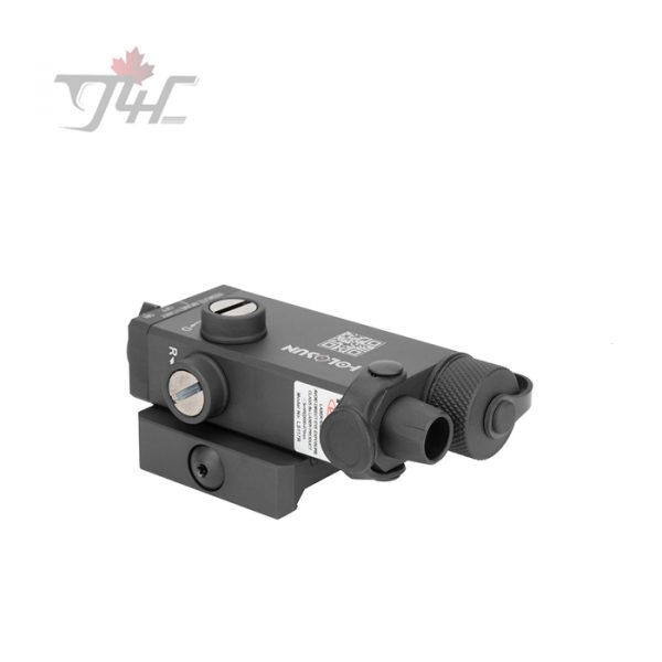 Holosun LS117G Collimated Green Laser Sight