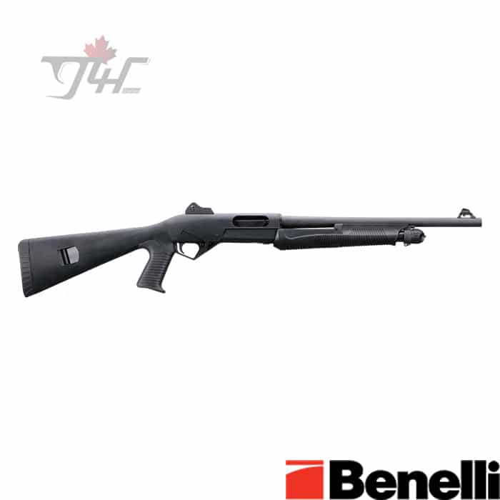 "Benelli Super Nova Tactical Synthetic 12Gauge 18"" Black"