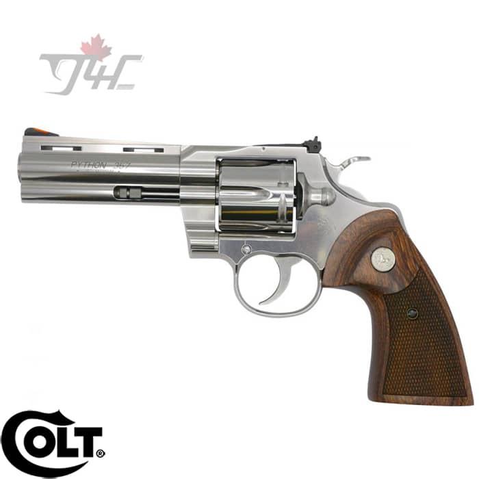 Colt-Python-.38SPL-or-.357MAG-4.25-inch-BRL-STS