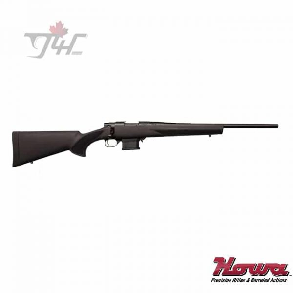 "Howa Miniaction 7.62x39mm 22"" BRL Black"