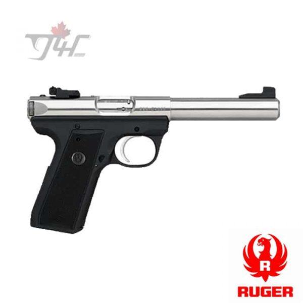 Ruger-22-45-Target-.22LR-5.5-BRL-Bull-Stainless-300x300