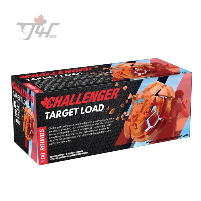 Challenger 12Gauge Handicap Target Load 2-3/4inch 1-1/8oz. #7.5 Shot 400rds