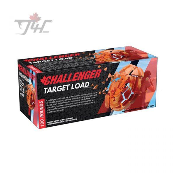 Challenger 12Gauge Handicap Target Load 2-3/4inch 1-1/8oz. #7.5 Shot 100rds